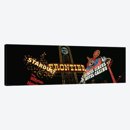 Montage Las Vegas NV Canvas Print #PIM4011} by Panoramic Images Canvas Artwork