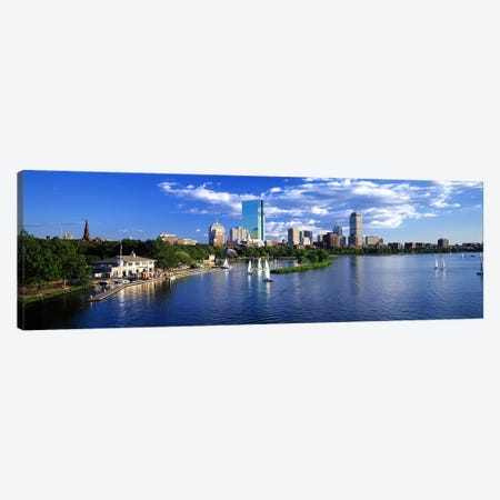 BostonMassachusetts, USA Canvas Print #PIM4018} by Panoramic Images Canvas Artwork