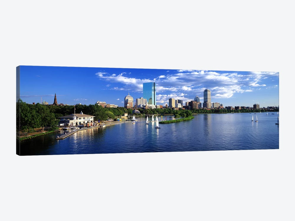 BostonMassachusetts, USA by Panoramic Images 1-piece Canvas Print