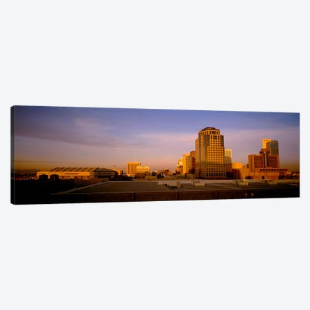 Phoenix AZ Canvas Print #PIM4025} by Panoramic Images Canvas Artwork