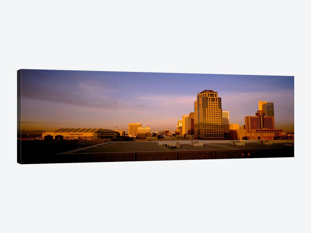 Phoenix AZ 1-piece Canvas Print