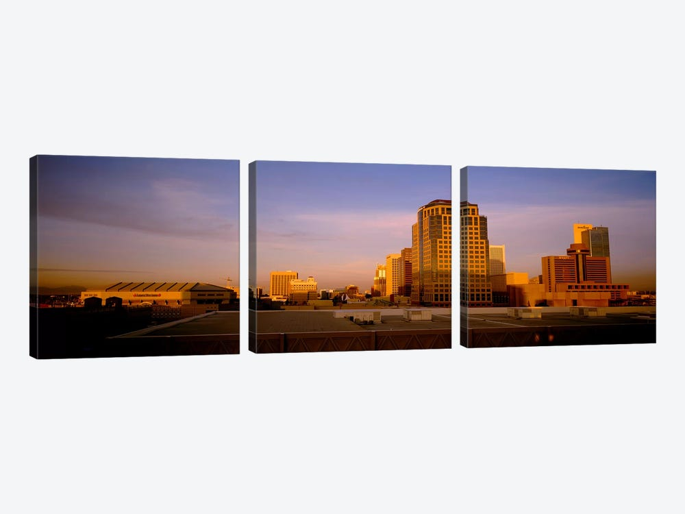 Phoenix AZ by Panoramic Images 3-piece Art Print