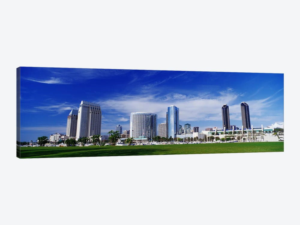 San Diego, California, USA by Panoramic Images 1-piece Canvas Art