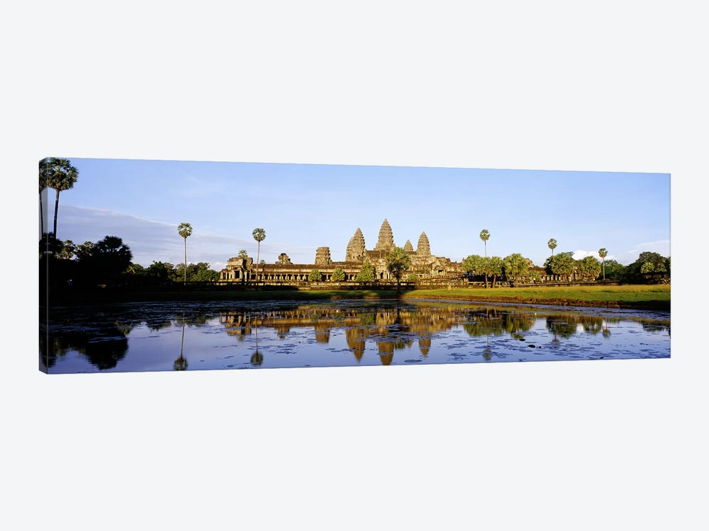 Angkor WatCambodia by Panoramic Images 1-piece Art Print