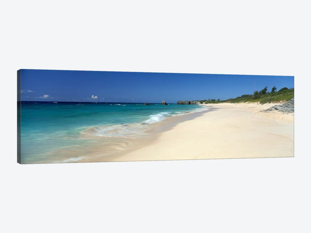 Warwick Long Bay Beach Bermuda by Panoramic Images 1-piece Art Print