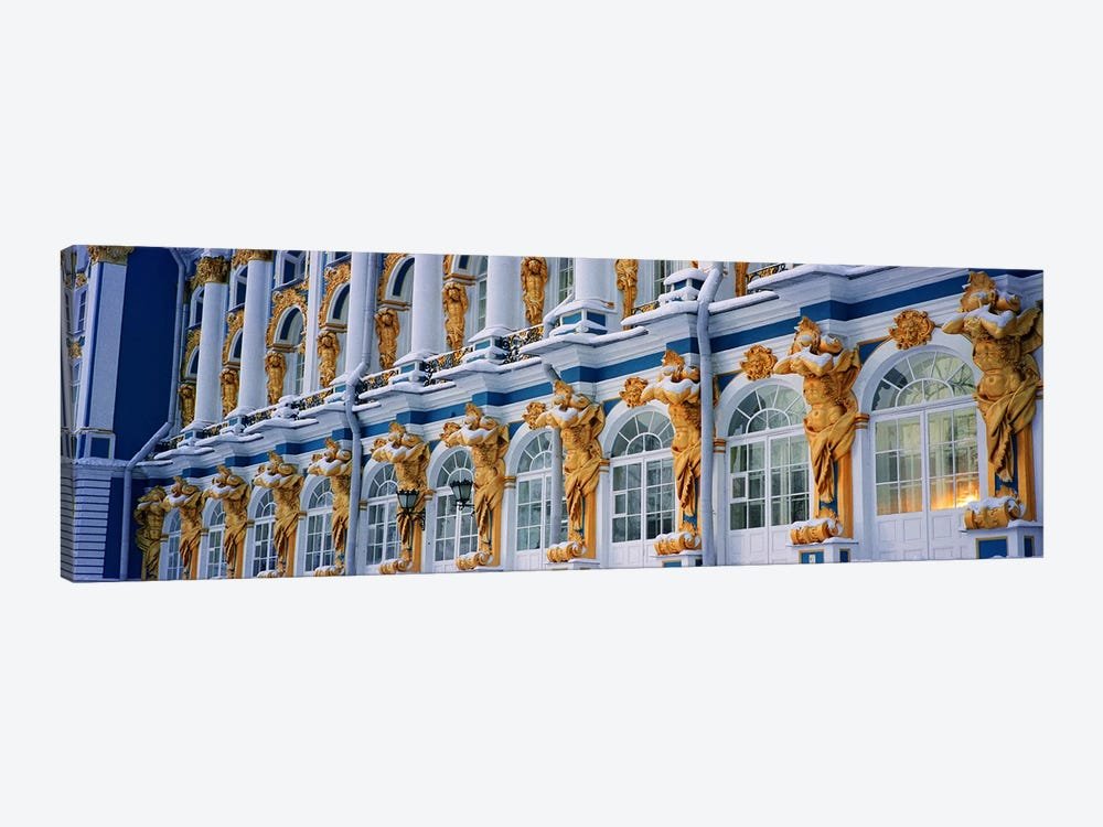 Catherine Palace Pushkin Russia by Panoramic Images 1-piece Canvas Print