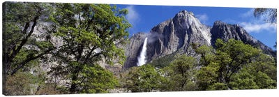 Yosemite Falls Yosemite National Park CA Canvas Art Print