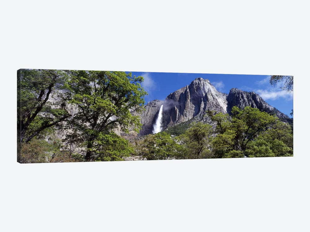 Yosemite Falls Yosemite National Park CA by Panoramic Images 1-piece Canvas Wall Art