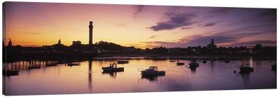 Harbor Cape Cod MA Canvas Print #PIM4077