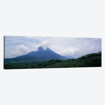 Parque Nacional Volcan Arenal Alajuela Province Costa Rica Canvas Print #PIM4078} by Panoramic Images Canvas Artwork