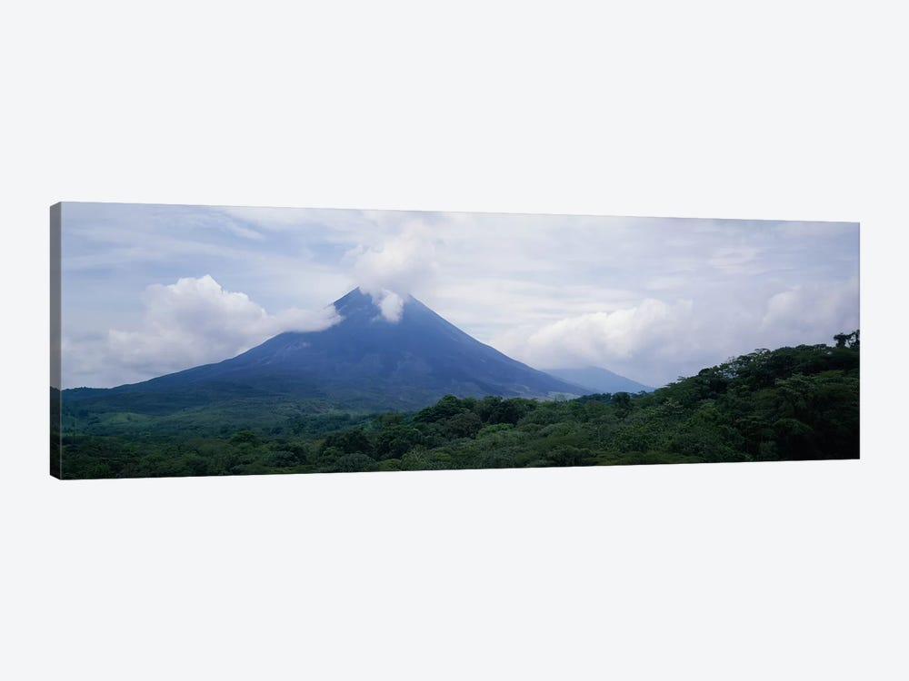 Parque Nacional Volcan Arenal Alajuela Province Costa Rica by Panoramic Images 1-piece Canvas Print