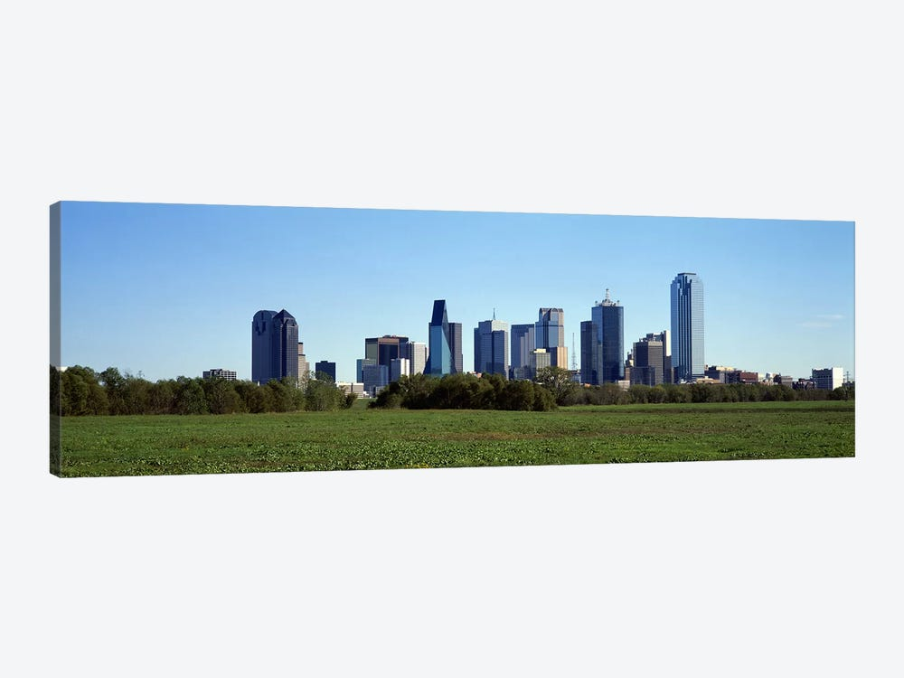 Dallas TX by Panoramic Images 1-piece Canvas Artwork
