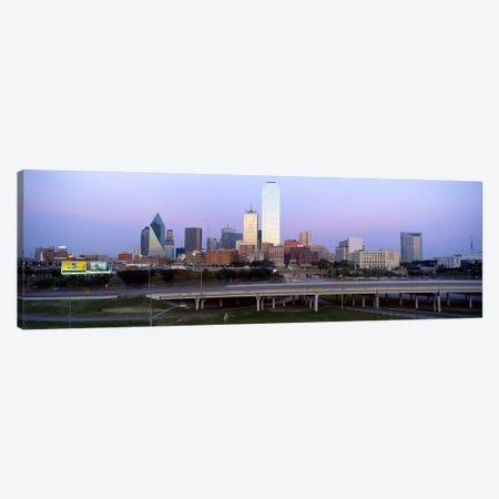 Dallas TX #2 Canvas Print #PIM4081} by Panoramic Images Canvas Art Print