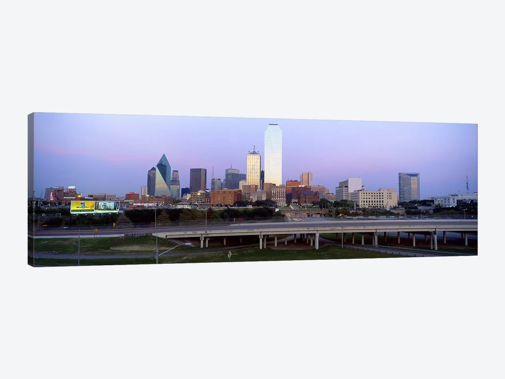 Dallas TX #2 by Panoramic Images 1-piece Art Print