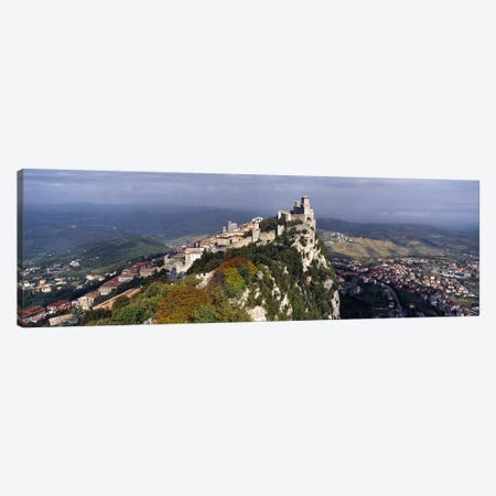 San Marino Canvas Print #PIM4097} by Panoramic Images Canvas Print