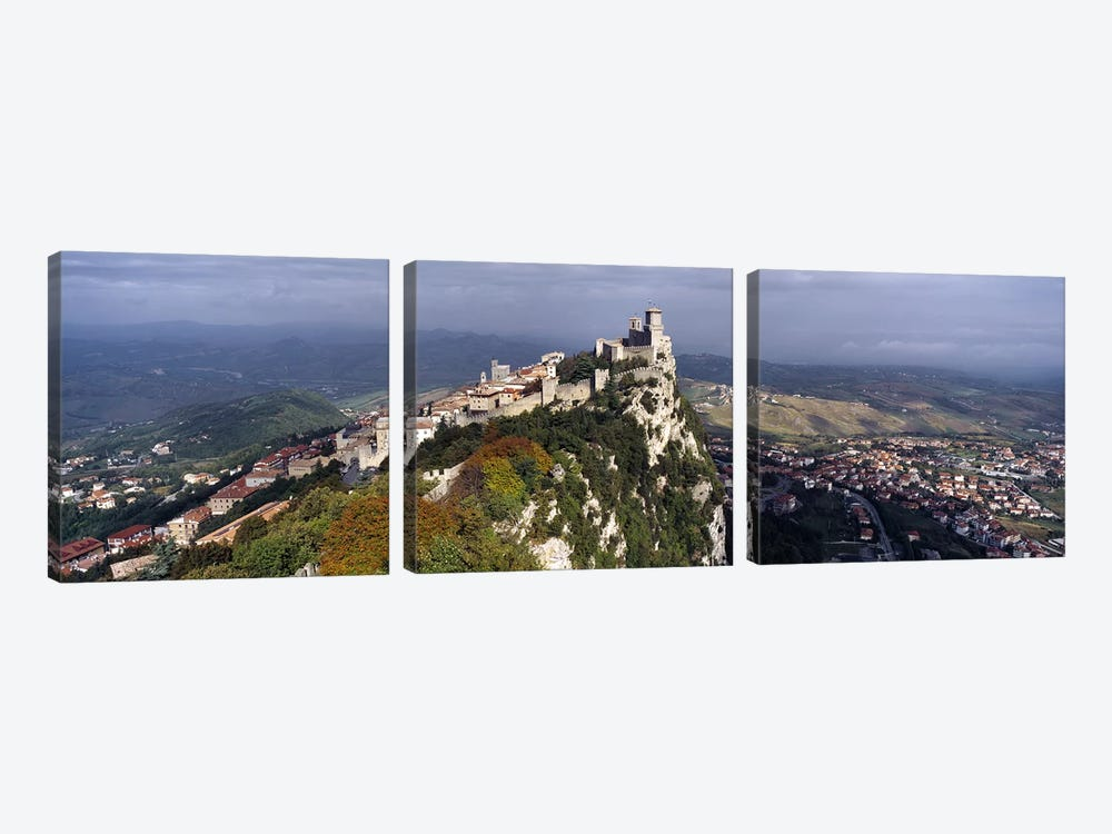 San Marino by Panoramic Images 3-piece Canvas Art