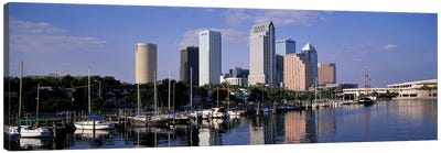 Tampa, Florida, USA Canvas Art Print