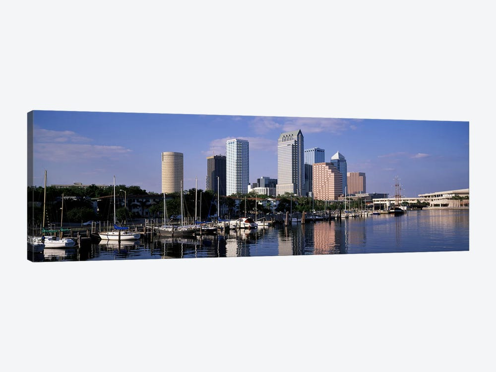 Tampa, Florida, USA by Panoramic Images 1-piece Canvas Artwork