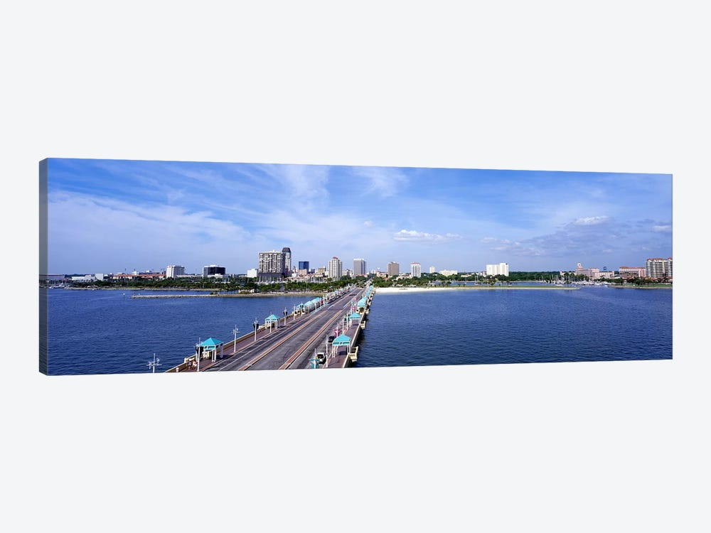St Petersburg FL by Panoramic Images 1-piece Art Print