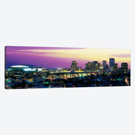 Phoenix AZ Canvas Print #PIM4125} by Panoramic Images Canvas Art Print