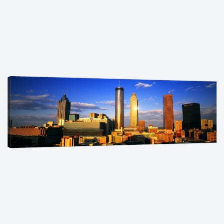 AtlantaGeorgia, USA Canvas Print #PIM4126} by Panoramic Images Canvas Art Print