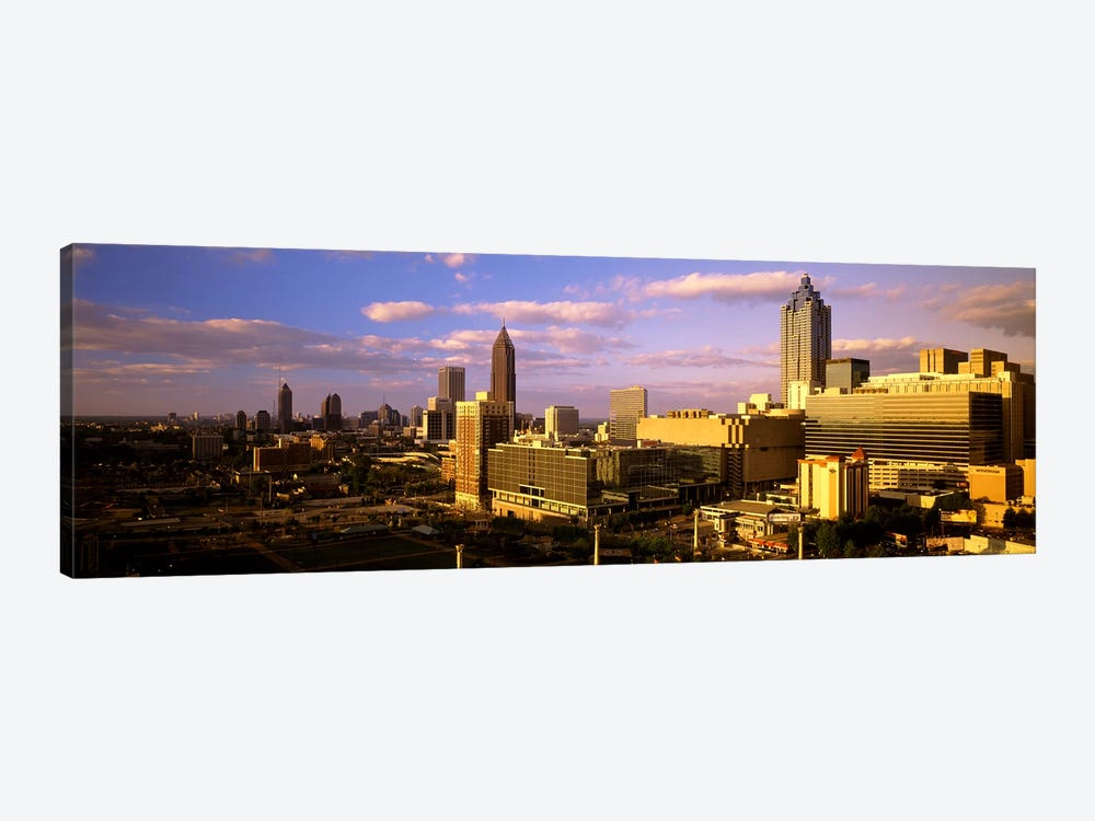 Afternoon In AtlantaAtlanta, Georgia, USA by Panoramic Images 1-piece Canvas Print