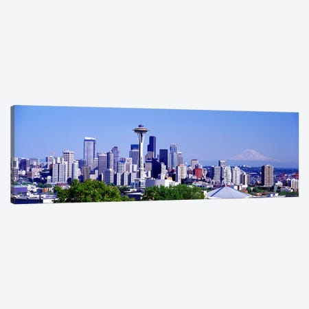 SeattleWashington State, USA Canvas Print #PIM4130} by Panoramic Images Canvas Art Print