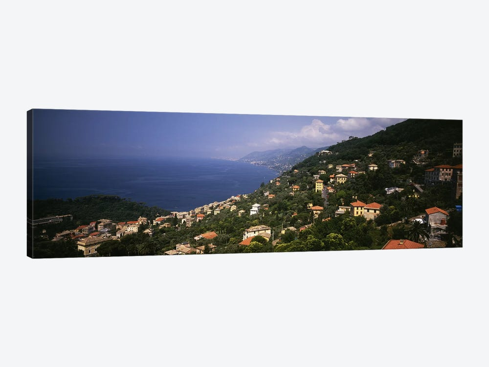 Italian Riviera Italy by Panoramic Images 1-piece Canvas Art Print