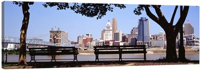 Cincinnati OH Canvas Print #PIM4154