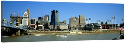 Cincinnati OH #2 Canvas Art Print