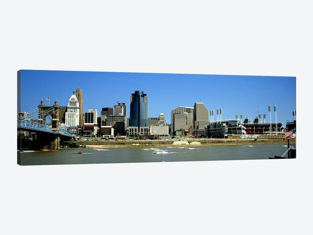 Cincinnati OH #2 by Panoramic Images 1-piece Art Print