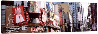 Times Square, NYC, New York City, New York State, USA Canvas Print #PIM4179