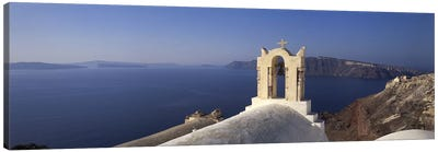 Greece Canvas Art Print