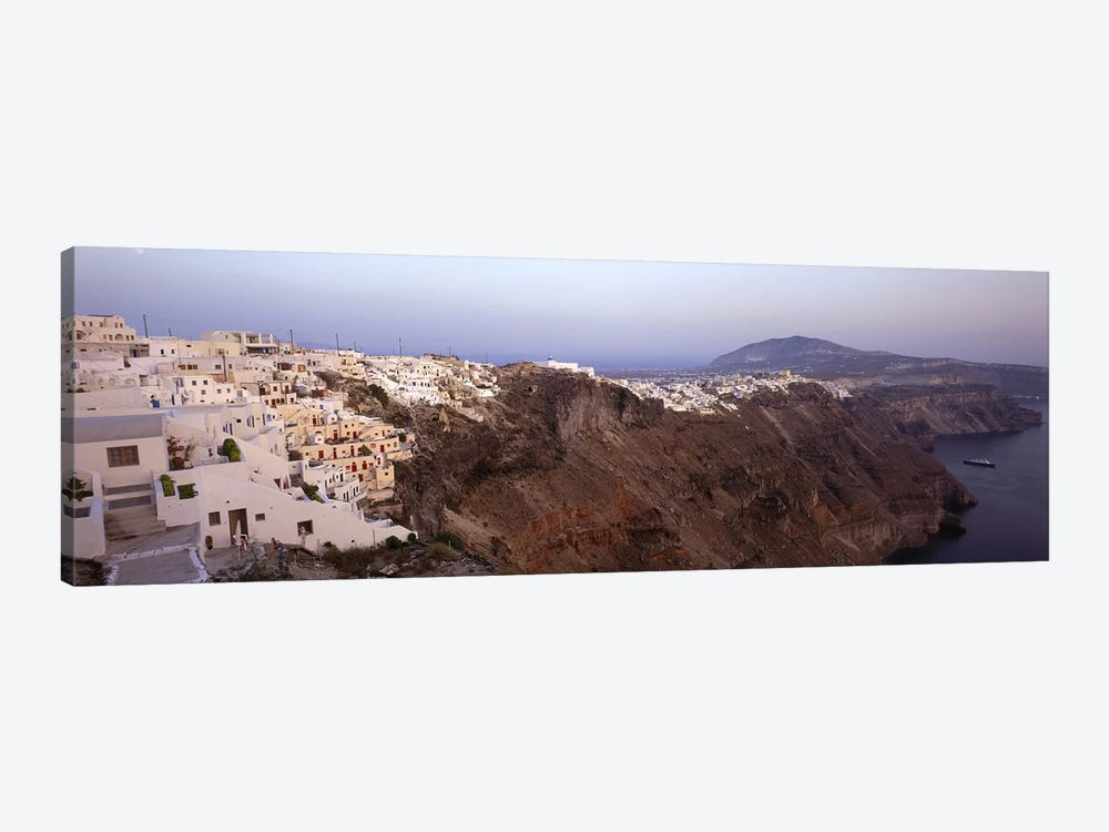 Greece by Panoramic Images 1-piece Canvas Artwork