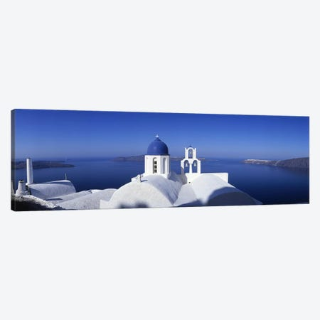 Greece #3 Canvas Print #PIM4189} by Panoramic Images Canvas Wall Art