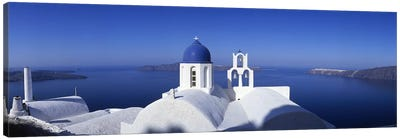 Greece #3 Canvas Art Print