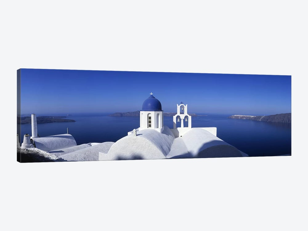 Greece #3 1-piece Canvas Wall Art