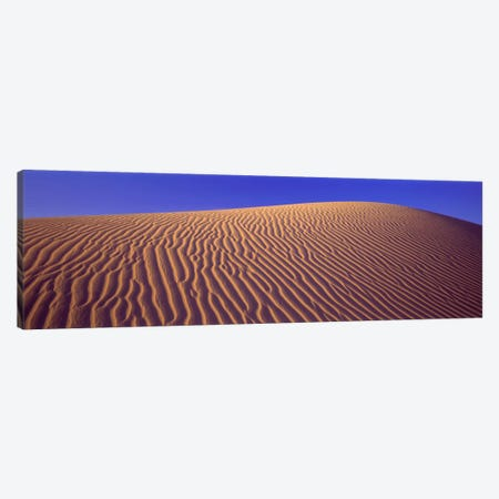 Sand Dunes Death Valley National Park CA USA Canvas Print #PIM418} by Panoramic Images Canvas Art Print