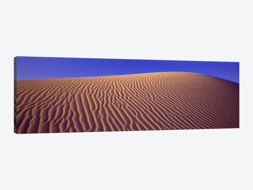 Sand Dunes Death Valley National Park CA USA by Panoramic Images 1-piece Canvas Wall Art
