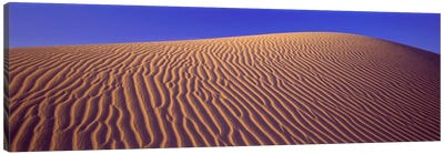 Sand Dunes Death Valley National Park CA USA Canvas Art Print