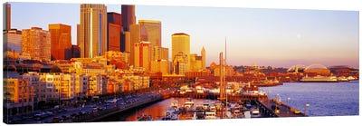 Seattle Washington USA Canvas Print #PIM4210