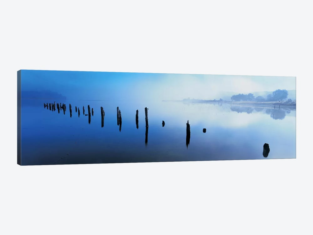Loch Shiel, Highland, Scotland, United Kingdom by Panoramic Images 1-piece Canvas Wall Art