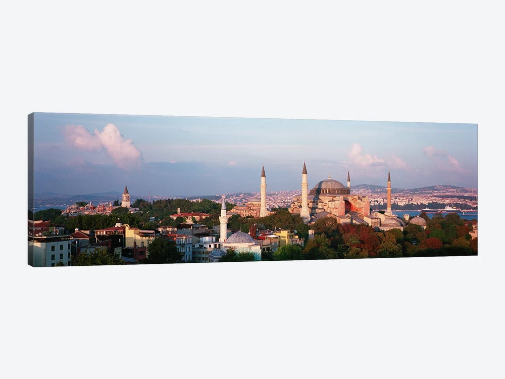 TurkeyIstanbul, Hagia Sofia by Panoramic Images 1-piece Canvas Art