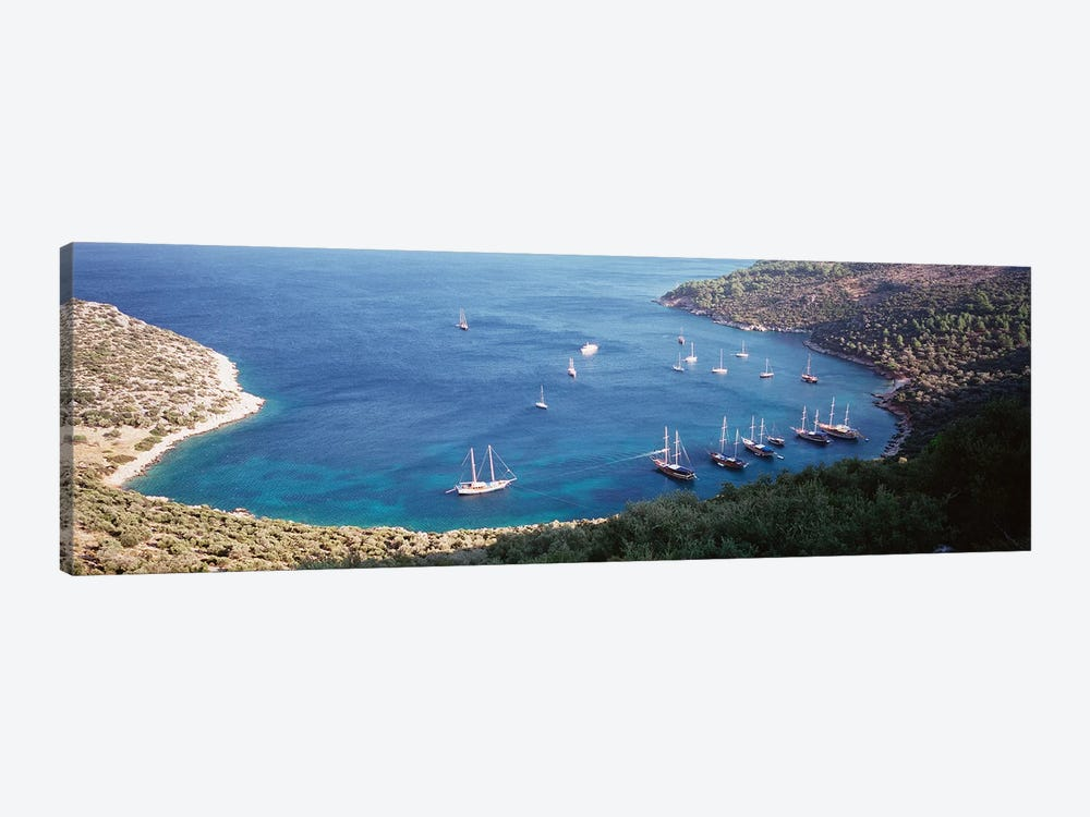 Kalkan Turkey by Panoramic Images 1-piece Canvas Art