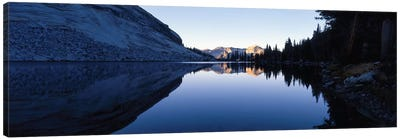 Emeric Lake Yosemite National Park CA Canvas Art Print