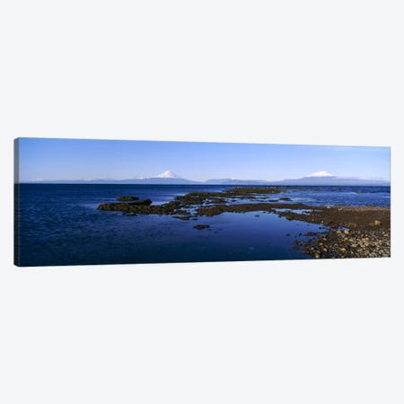 Lianquihue Lake Osorno Chile Canvas Print #PIM4242} by Panoramic Images Art Print