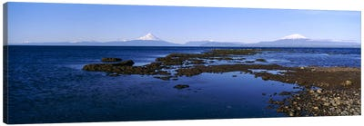 Lianquihue Lake Osorno Chile Canvas Art Print