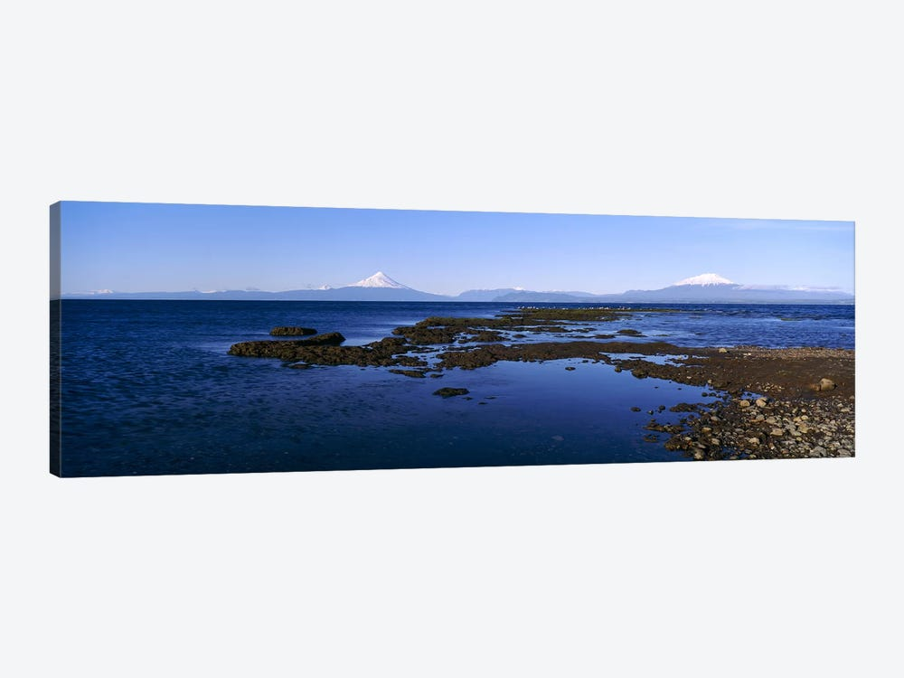 Lianquihue Lake Osorno Chile by Panoramic Images 1-piece Canvas Print