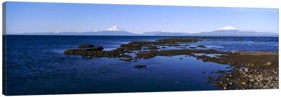 Lianquihue Lake Osorno Chile Canvas Art Print