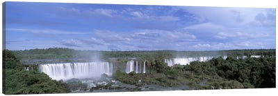 Iguazu Falls Iguazu National Park Brazil Canvas Art Print